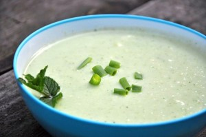 okurková polévka, Malý dobrodruh
