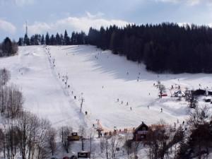 Skiareál Kašperské Hory, Malý dobrodruh