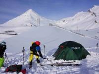 Stanování v zimě. Foto: www.4camping.cz