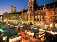 Vánoční trhy začínají už v listopadu. Foto: www.germany.travel/de