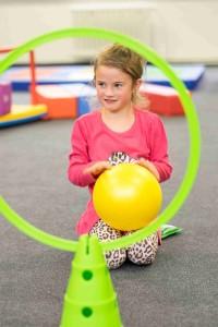 Děti cvičení, Malý dobrodruh
