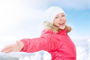zimní sport, Malý dobrodruh