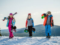 Děti je třeba na lyžák správně připravit. Foto: www.reima.com