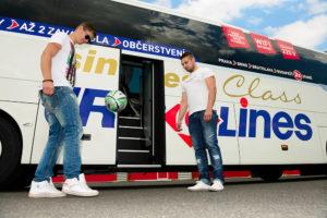Autobusy Eurolines, Malý dobrodruh