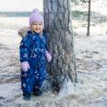 Reima zimní overal