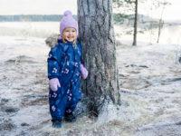 Dobré rukavice ochrání dítě před chladem. Foto: www.skibi.cz