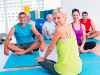 Cvičení má být radost. Foto: www.imagio.cz