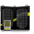 Solární panel a akumulátor, Malý dobrodruh