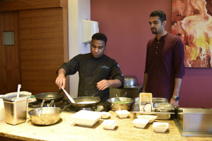 Ajurvédští kuchaři, Malý dobrodruh