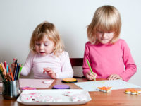 Pro děti, které rády tvoří jsou razítka ideální. Foto: www.aladine.cz