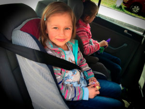 Cestování s dětmi, Malý dobrodruh
