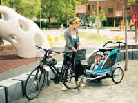 Vozík z akolo můžete využít už od narození. Foto: www.skibi.cz