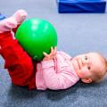 Cvičení miminek, Malý dobrodruh