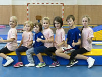 Děti si vyzkouší spoustu zajímavého cvičení a netradičních sportů. Foto: Jaroslav Appeltauer