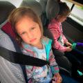 Dítě v autě, Malý dobrodruh