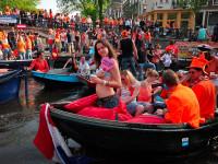 Den krále v Amsterdamu. Foto: Jan Mottl