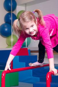 Cvičení dětí