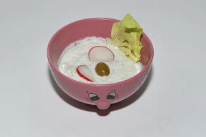 Jogurtová pomazánka, Malý dobrodruh