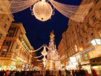 Ve Vídni začínají Vánoční trhy už 12. listopadu. Foto: Volker Preusser