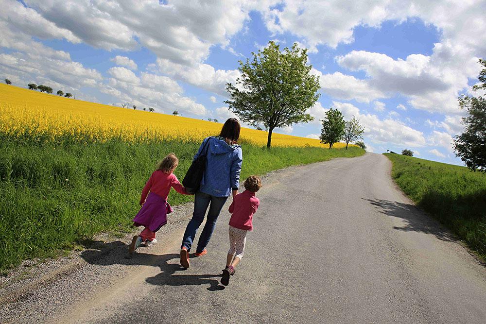 Výlet s dětmi