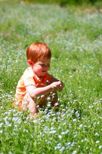 Výlety s dětmi, Malý dobrodruh