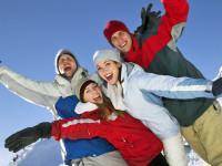 S našimi tipy si zimu v rodinném kruhu rozhodně užijete! Ilustrační foto: www.baieren.nu