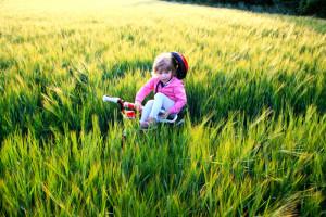 Fotografování dětí Divoká Šárka